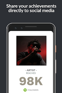 ForTunes - Analytics for Artists