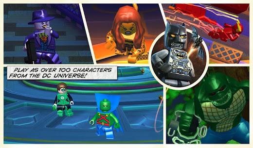 LEGO Batman Beyond Gotham APK 2.0.1.8 5