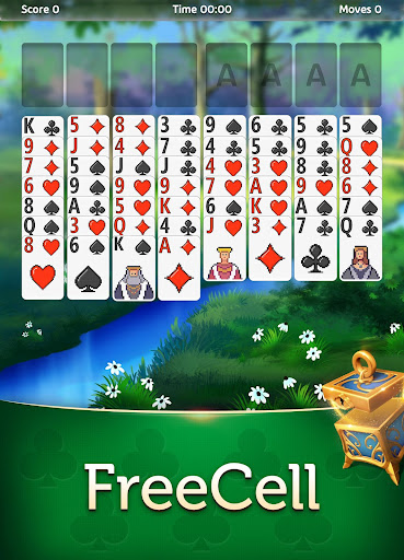 Magic Solitaire - Card Games Patience 2.11.5 screenshots 7