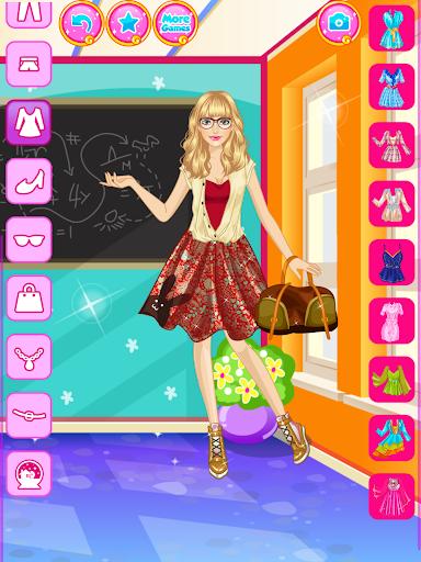 High School Dress Up For Girls 1.2.0 screenshots 10