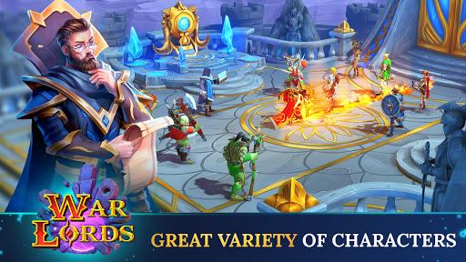 전쟁 군주 (Warlords):전설의 턴제 RPG 이미지[3]