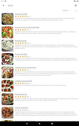 Easy Recipes 5.73 Screenshots 8