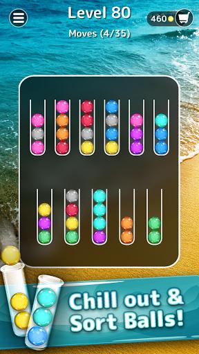 Ballscapes: Ball Sort Puzzle & Color Sorting Games 1.0.28 screenshots 1
