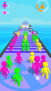 Giant Clash 3D – Join Color Run Race Rush Games 6