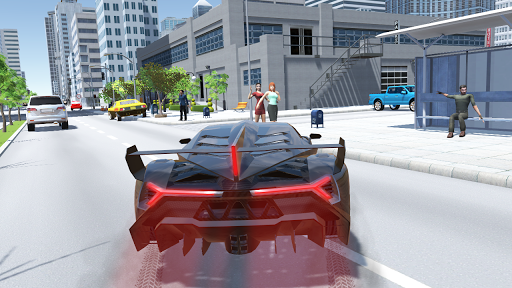 Car Simulator Veneno 1.70 Screenshots 1