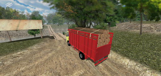 Télécharger Gratuit ES Truck Simulator ID APK MOD (Astuce) screenshots 3