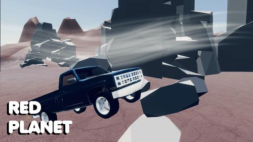 Car crash test simulator: sandbox, derby, offroad apktram screenshots 6