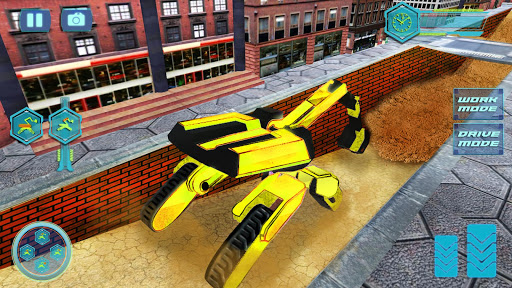 Heavy Excavator Simulator PRO 2020 modiapk screenshots 1