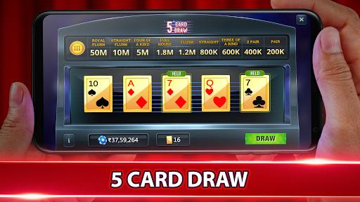 Poker Live! 3D Texas Hold'em 3.0.8 screenshots 4