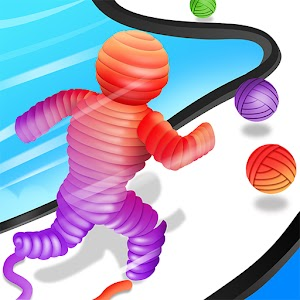 RopeMan Run 0.6.1 by Casual Hit logo