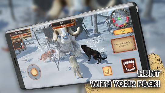 Wolf Simulator MOD APK (Unlimited Money) 1.0.3.1 1