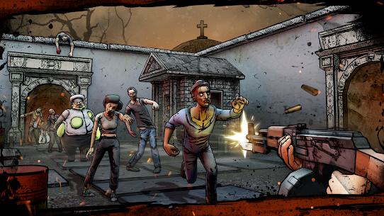 Zombie Conspiracy: Shooter MOD APK 1.670.0 (Free Purchase) 10