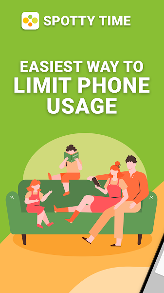 Spotty Time - Limit Screen Time and Block Apps