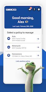GEICO Mobile – Car Insurance Apk Download 5