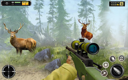 Deer Hunting 3d - Animal Sniper Shooting 2020 apktreat screenshots 2