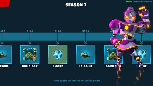Bomb Bots Arena - Multiplayer Bomber Brawl  screenshots 7