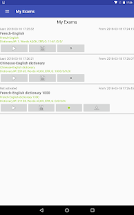 VocABC - Check vocabulary Eng, Fr, Rus, De ... etc Screenshot