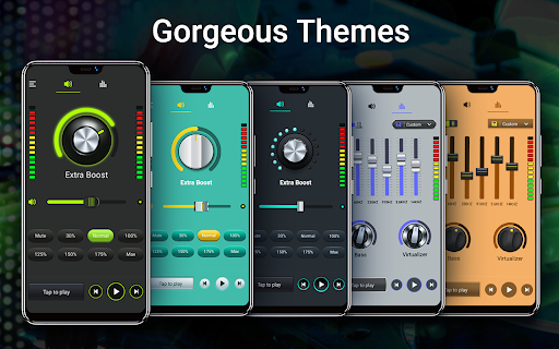 Volume booster - Sound Booster & Music Equalizer android2mod screenshots 14