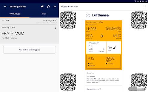 Lufthansa 8.6.1 Screenshots 14