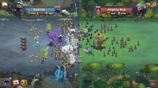 Télécharger Gratuit Battle Legion - Mass Battler APK MOD (Astuce) screenshots 1