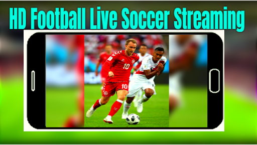 HD Football Live Soccer Streaming TV Lite 1.1 Screenshots 2