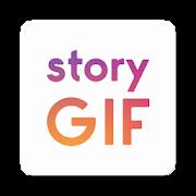 StoryGif, create fun stories