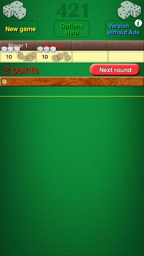 Dice Game 421 Free 1.8 screenshots 7
