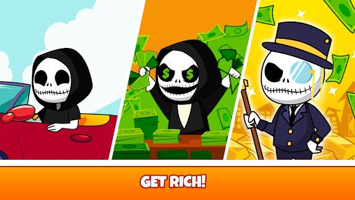 Death Idle Tycoon -  Clicker Games Inc screenshots 3