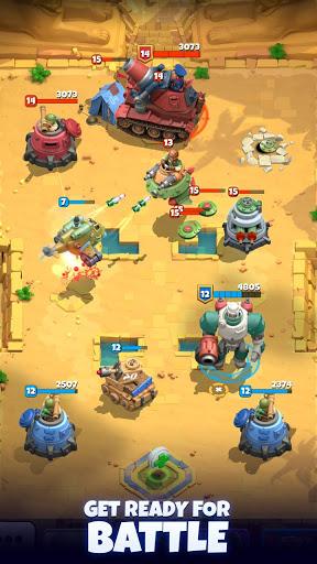 War Alliance - Realtime Multiplayer War  screenshots 6