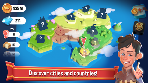 Crafty Town - Merge City Kingdom Builder  Screenshots 8