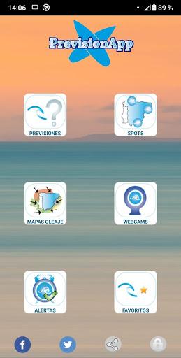 previsionapp   surf y olas screenshot 1