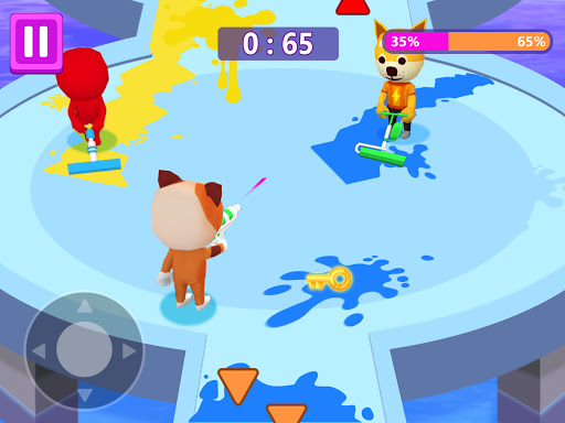 Rolling Paint 3D android2mod screenshots 7