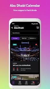 Abu Dhabi Calendar 2.0.0 Screenshots 5