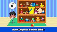 2,3,4 歳の幼児向けのベビーゲームのおすすめ画像4