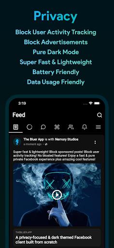 NoSeen for Facebook Messenger  screenshots 1