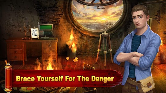 Hidden Escape: Temple Mystery & Escape Room Games 4
