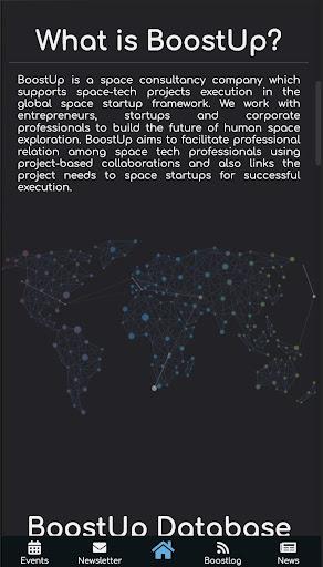 BoostUp Group - Space Tech, Newspace, News, Events  screenshots 2