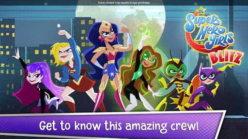 DC Super Hero Girls Blitz 1.4 Screenshots 7