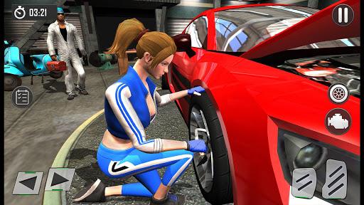 Real Car Mechanic Workshop: Car Repair Games 2020 1.1.6 Screenshots 8