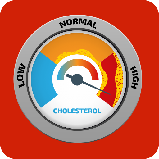 Reduce High Cholesterol by Yoga, Exercise & Diet icon