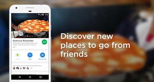 Foursquare Swarm: Check In 6.9.1 Screenshots 4