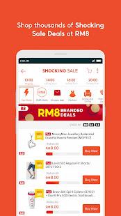 Shopee 8.8 Brands Festival 2.74.17 Screenshots 6