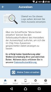 AusweisApp2 1.22.2 Screenshots 3