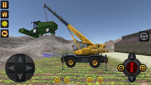 Dozer Crane Simulation Game 2 apkdebit screenshots 2