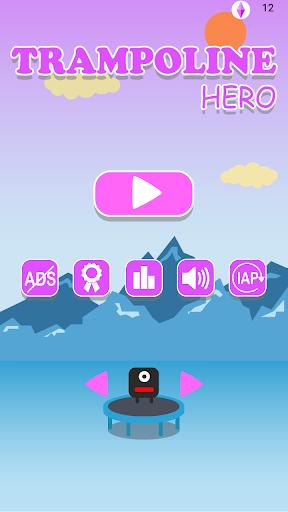 trampoline hero screenshot 2