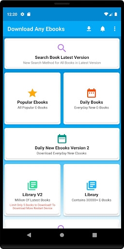 free ebook downloader screenshot 1