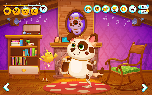 Duddu - My Virtual Pet  screenshots 9