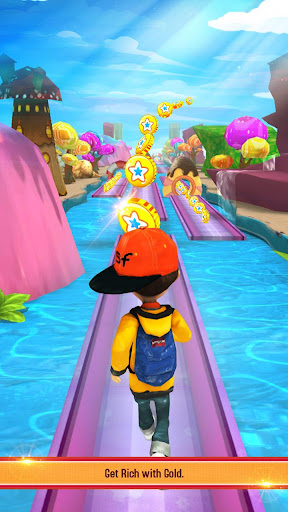 RUN RUN 3D 3 - Hyper Water Surfer Endless Race 500.8.0 screenshots 4