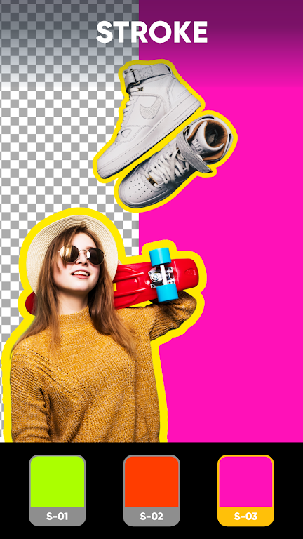 Background Changer -Remove Background Photo Editor  poster 1