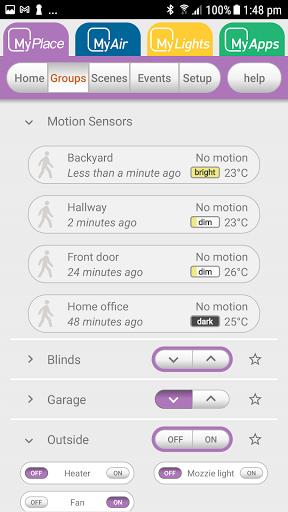 MyPlace  Screenshots 2